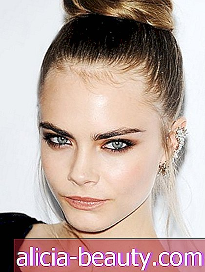 Ode To Cara Delevingne najbolji Beauty Moments