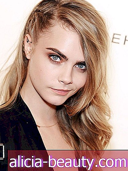Cara Delevingne ve O Epic Brows'a Hoş Geldin mi?