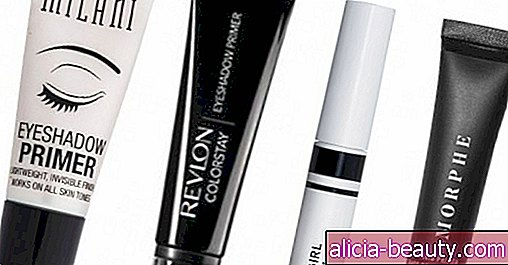 10 Eye Shadow Primers under $ 10 som faktisk fungerer