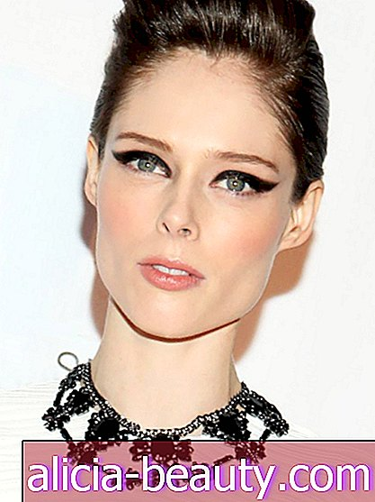 "Nuo Coco Rocha iki Cara, 6 ""Celebs Who Know How to Rock the Cat-Eye"""