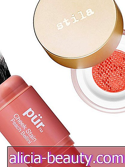 Od jastuka do spužava: 7 High-Tech Summer Blushes