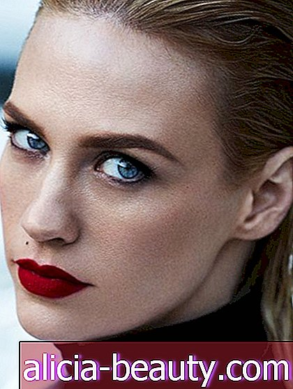 January Jones sta giocando a Vamp, Keira Knightley's Driving a Speedboat e More Beauty News