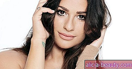 "Išskirtinis: Lea Michele dėl ""Pizza"", ""Beauty parcels"" ir ""The Greatest Hair Regret"""