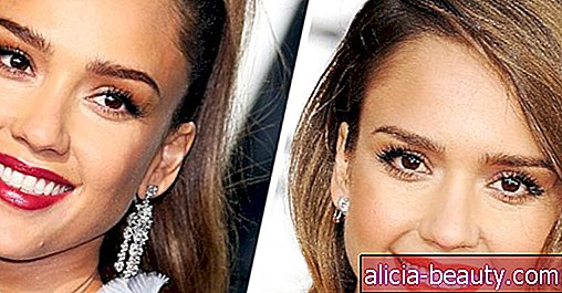Hands Down: Dies sind Jessica Albas beste Make-up-Looks