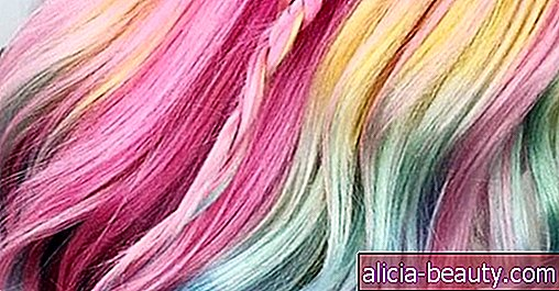 """Instagram"" išmėgina ""Lisa Frank Hair"""