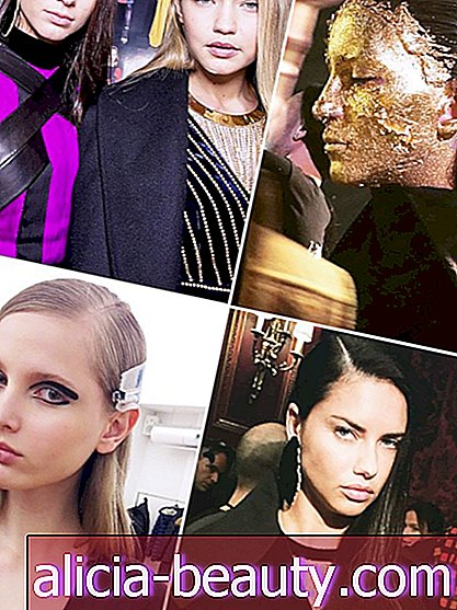 Die besten Backstage Beauty Instagrams von der Paris Fashion Week