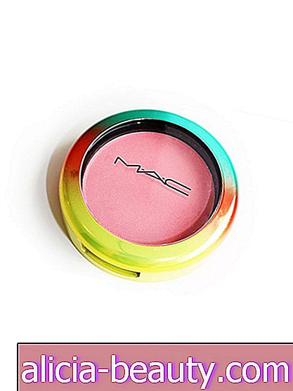 Pārskatīts: MAC Wash & Dry Powder Blush in Hipness