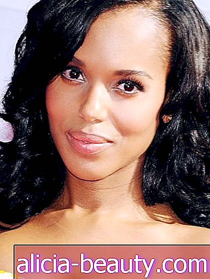 Berry Peachy Glow di The Secret To Kerry Washington