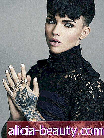 Maak kennis met Orange Is the Gorgeous New Inmate van The New Black: Ruby Rose
