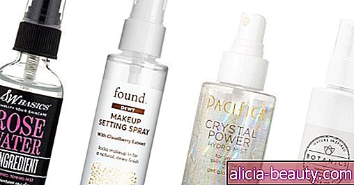 The Best Drugstore Face Mists å oppdatere og sette sminke