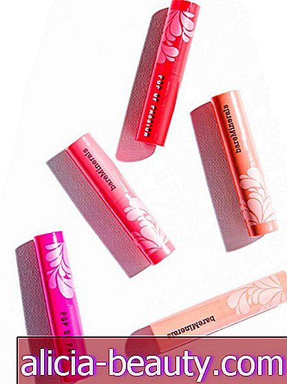 Vurdert: BareMinerals Pop of Passion Lip Oil-Balm