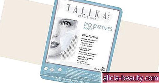 리뷰 : Talika의 Bio Enzyme Brightening Mask