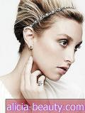 Eksklusiv: Whitney Ports Moderne Take On Bridal Beauty