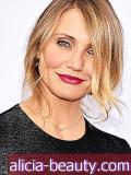 Cameron Diaz nosi PERFECT Berry Lip-Here's Exact Shade