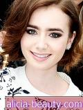 Beste schoonheid van Celeb: Lily Collins 'Crop Cut, Nicole Richie's Smoky Eyes en More