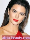 Kendall Jenner's Perfect Red Lip, Plus More Celeb Beauty!