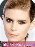 Izgled dana: Kate Mara's Sleek, Slicked Back Pony