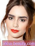 11 von Lily Collins 'Best Beauty Looks