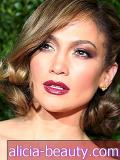 J.Lo's Ode to Old Hollywood Glamor, Plus More Celeb Beauty!