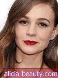 Look of the Day: Soft Retro Waves de Carey Mulligan