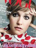Lena Dunham Terenuri Vogue & Miley Cyrus Channels Donald Trump